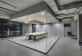 ガラスパーテーションを使ってキレイで機能的な空間を作る